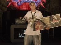 Batalla de gallos 2008 - El piezas ganador
