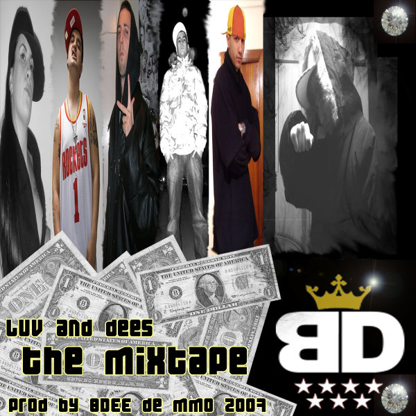Bdee productions: Luv and Dees Mixtape