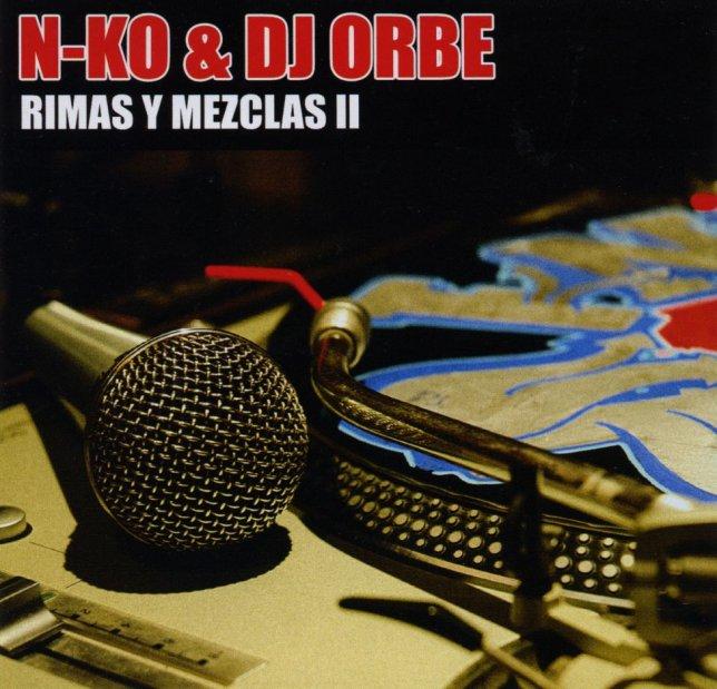 N-ko y Dj Orbe - Rimas y remezclas 2