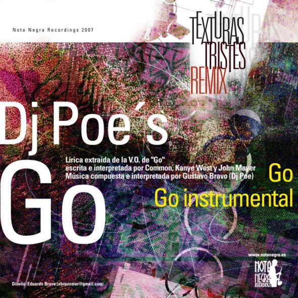 Dj Poe - Go (Texturas tristes remix)