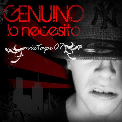 Genuino - Lo necesito mixtape 07