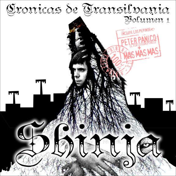Shinja - Crónicas de Transilvania vol.1