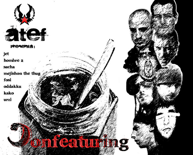 Atef - Confeaturing