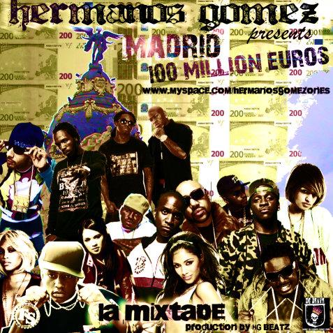 Hermanos Gómez - Madrid 100 million euros