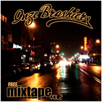 Inze Brashier - Free mixtape 2008 vol. 2