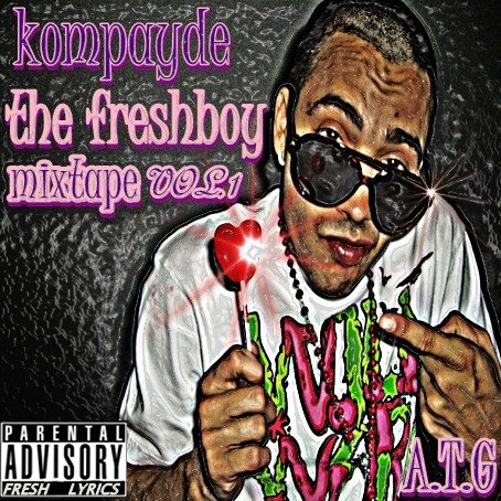 Kompayde - The freshboy mixtape vol. 1