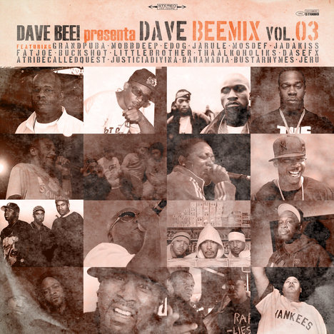 Dave Bee  - Beemix vol. 03