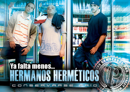 Hermanos hermeticos - Conservarse frio
