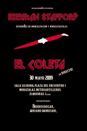 Presentacion Iberikan stafford de El Coleta