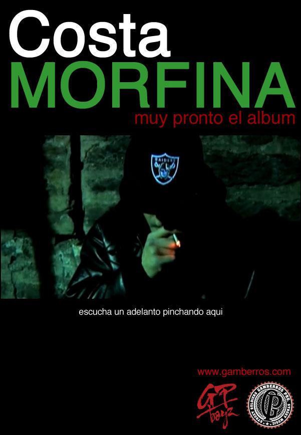 Costa - Morfina proximamente