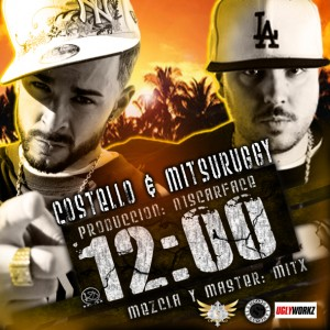 Costello y Mitsuruggy presentan 12.00